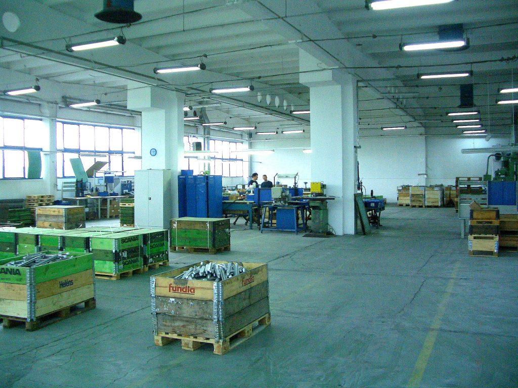 Industrie di produzione