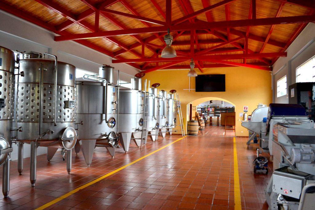 Industrie vino